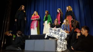 Serafina and the witches make plans