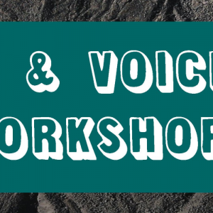 Adults Radio Voiceover Workshop Header Image
