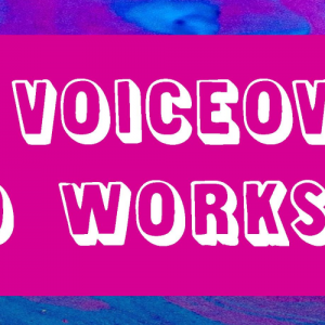 Kids Radio Voiceover Workshop Header Image