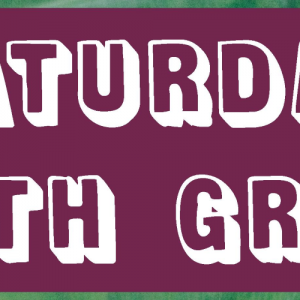 Saturday Youth Group Poster Header Image
