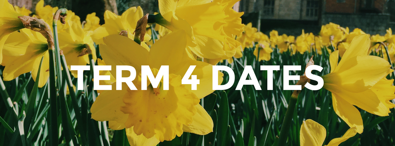 Term 4 Dates image