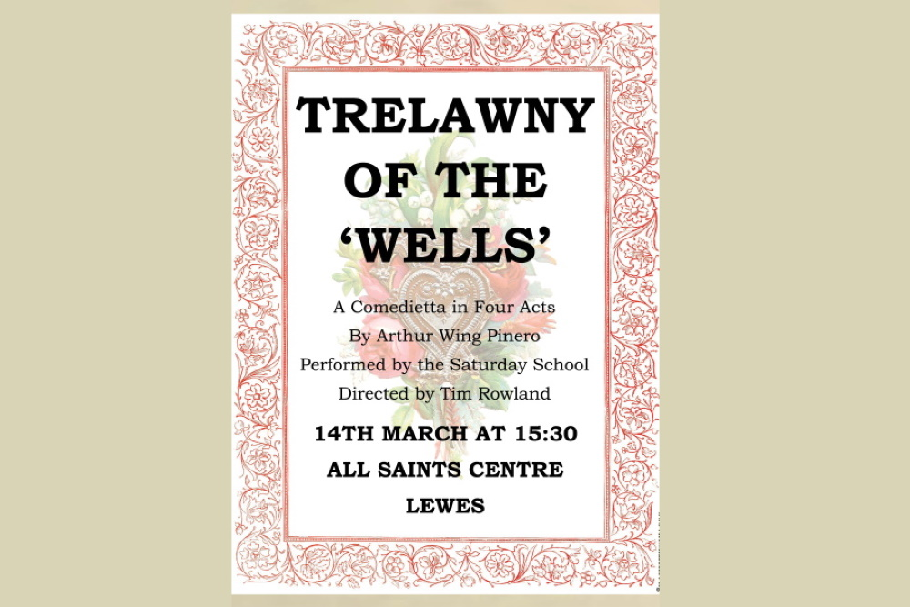 Trelawny of the Wells Poster