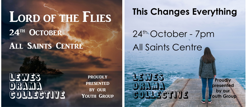 lewes drama collective productions 2020