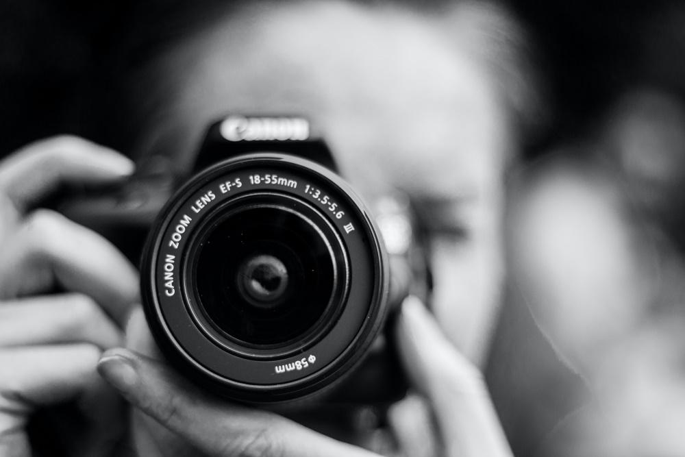 photographer backstage